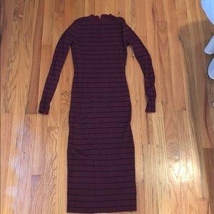 A&F sweater dress